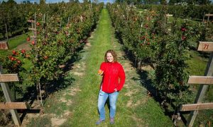 Rachael LeBlanc, Vineland's Apple Breeder